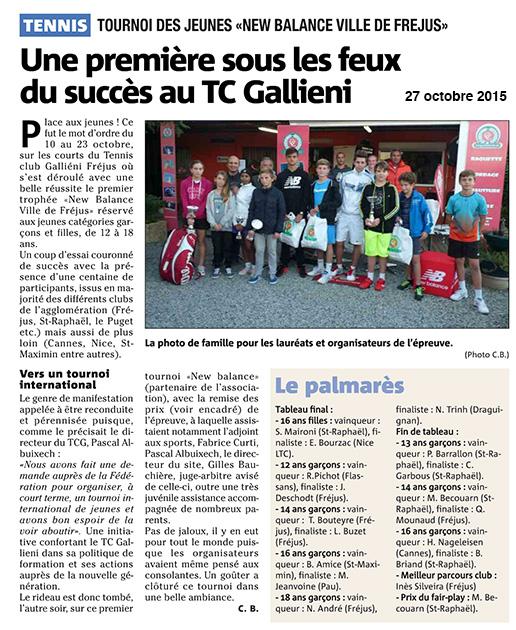 RP Tournoi jeunes 27oct2015